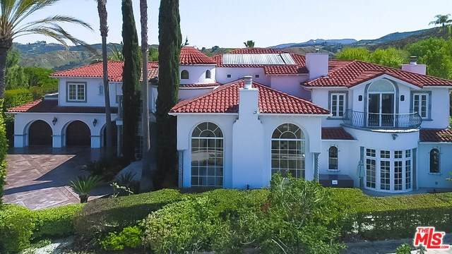 23480 Park Colombo, Calabasas, CA 91302 (#19490600) :: Fred Sed Group