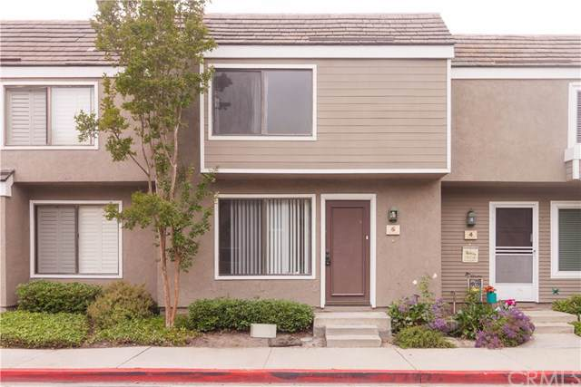 6 Rosemary #13, Irvine, CA 92604 (#RS19171496) :: Doherty Real Estate Group
