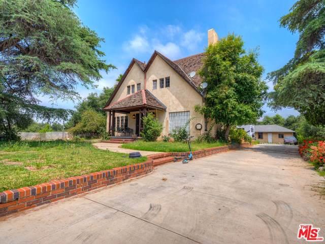 819 N Walnut Avenue, San Dimas, CA 91773 (#19490074) :: Z Team OC Real Estate