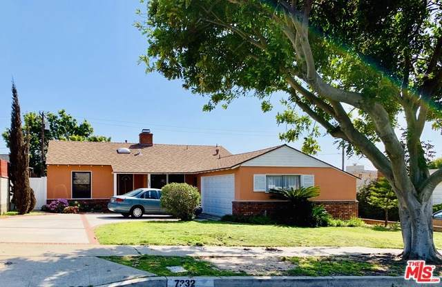 7332 W 87TH Street, Westchester, CA 90045 (#19490626) :: Team Tami