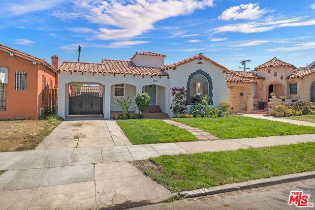 1044 W 80TH Street, Los Angeles (City), CA 90044 (#19489934) :: Allison James Estates and Homes