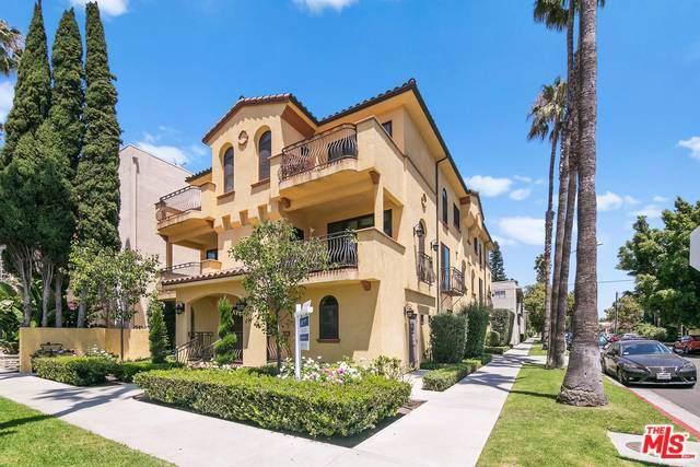 500 N Orlando Avenue #103, West Hollywood, CA 90048 (#19490470) :: The Najar Group