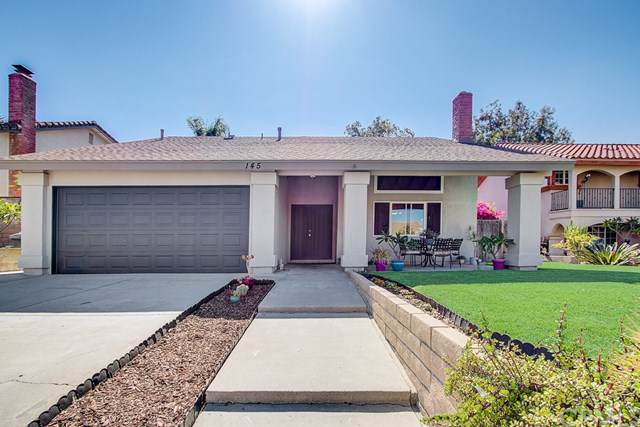 145 S Calle Da Gama, Anaheim Hills, CA 92807 (#OC19168653) :: Ardent Real Estate Group, Inc.