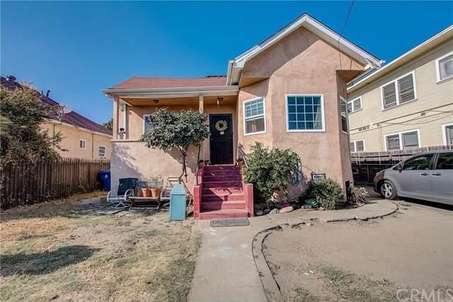 233 E 28th Street, Los Angeles (City), CA 90011 (#SB19170913) :: Allison James Estates and Homes