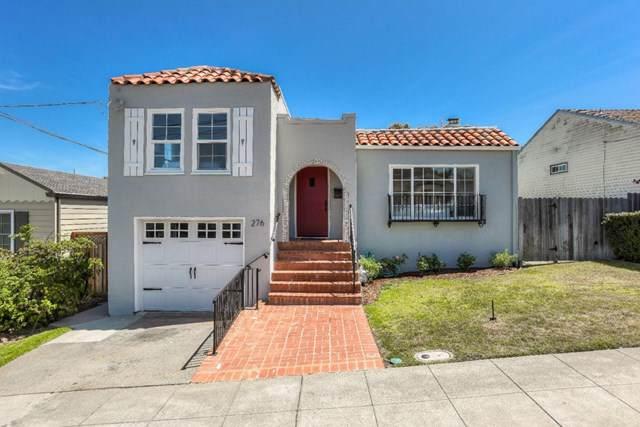276 Poplar Avenue, San Bruno, CA 94066 (#ML81761212) :: Realty ONE Group Empire