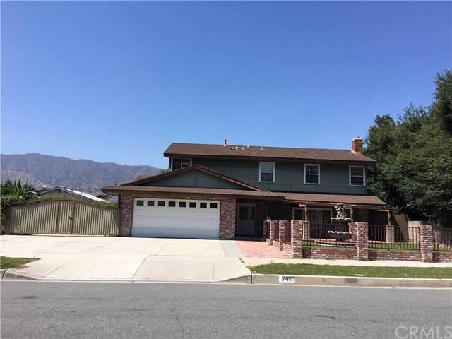 741 E Carroll Avenue, Glendora, CA 91741 (#AR19171653) :: RE/MAX Masters
