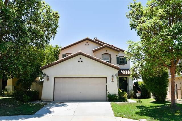 1345 Avenida Pantera, San Marcos, CA 92069 (#190039933) :: Mainstreet Realtors®
