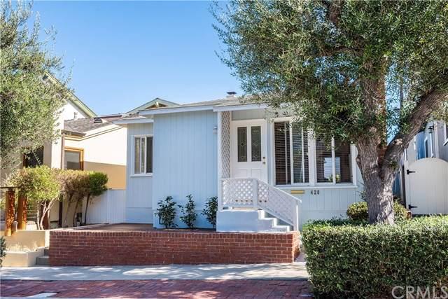 420 3rd Street, Manhattan Beach, CA 90266 (#SB19171660) :: Naylor Properties