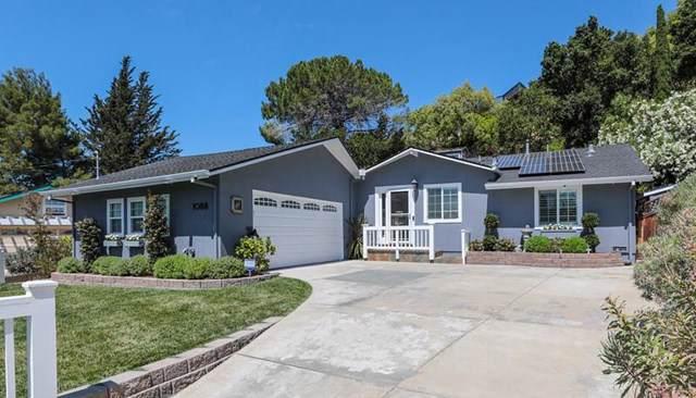 1088 Hewitt Drive, San Carlos, CA 94070 (#ML81761215) :: Realty ONE Group Empire