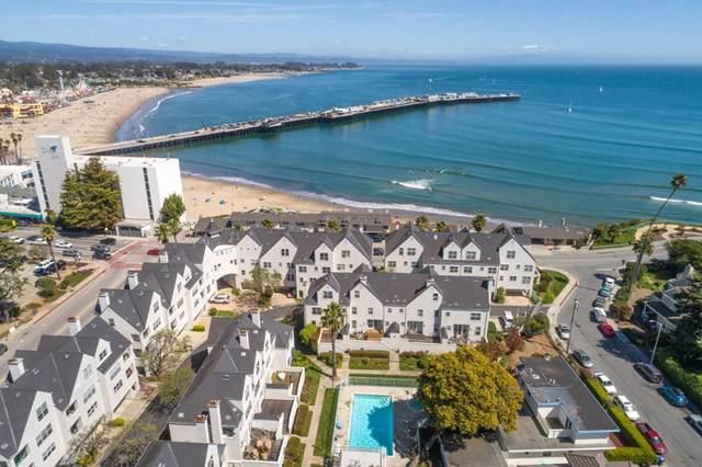 200 Cliff Drive #20, Santa Cruz, CA 95060 (#ML81761217) :: Fred Sed Group