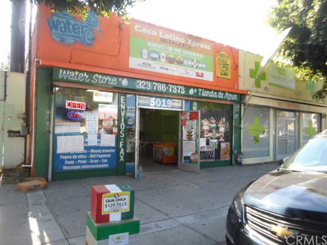 5019 S Broadway, Los Angeles (City), CA 90037 (#DW19171691) :: Allison James Estates and Homes