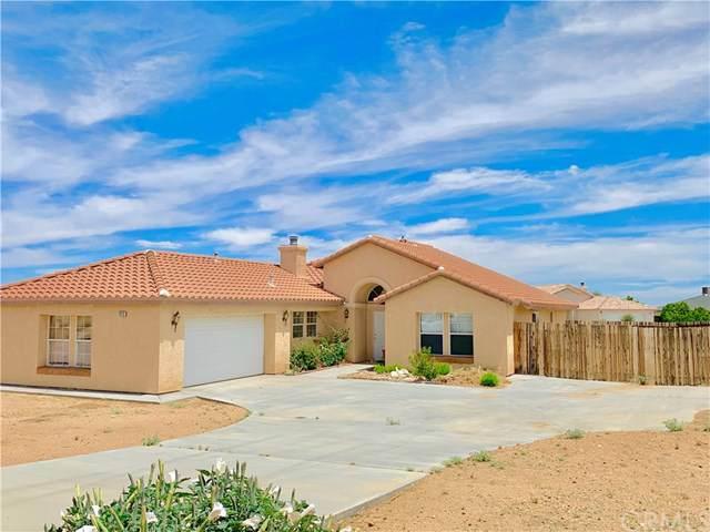 7815 Balsa Avenue, Yucca Valley, CA 92284 (#JT19170571) :: RE/MAX Masters