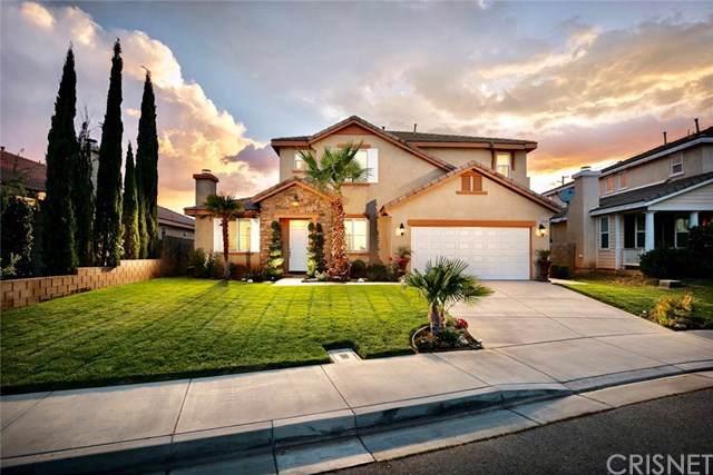 40741 Chantaco Court, Palmdale, CA 93551 (#SR19171737) :: Allison James Estates and Homes