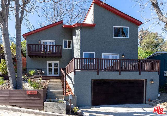 5341 Monterey Road, Los Angeles (City), CA 90042 (#19490778) :: Rogers Realty Group/Berkshire Hathaway HomeServices California Properties