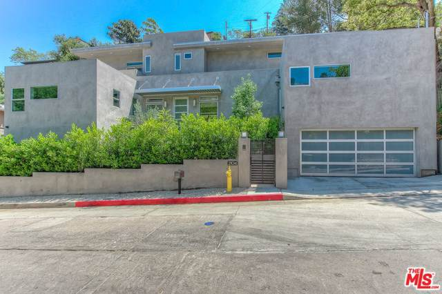 2104 Stanley Hills Drive, Los Angeles (City), CA 90046 (#19490756) :: Allison James Estates and Homes