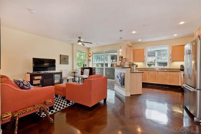 550 Park Blvd #2207, San Diego, CA 92101 (#190039959) :: Fred Sed Group