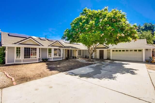 17143 Garjan Lane, Ramona, CA 92065 (#190039963) :: Fred Sed Group