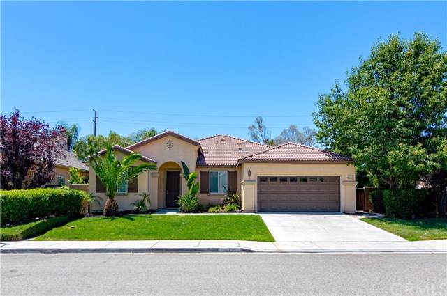 26735 Cactus Creek Way, Sun City, CA 92586 (#SW19167761) :: Fred Sed Group