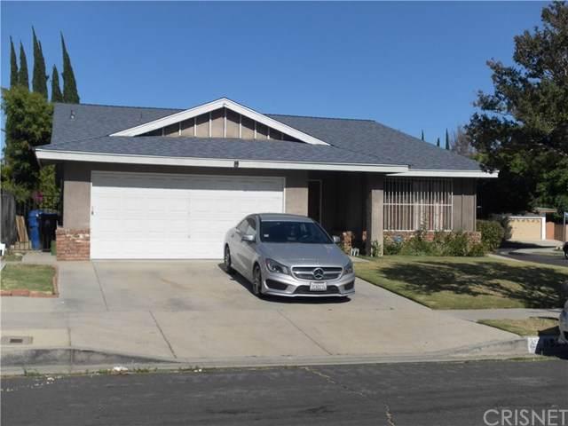 8536 Elizalde Avenue, Northridge, CA 91324 (#SR19168611) :: Millman Team