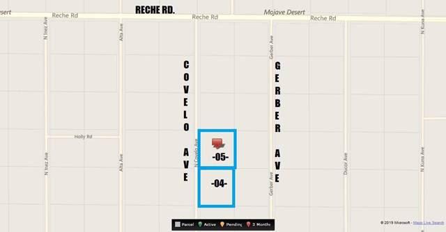 0 Covelo Avenue, Landers, CA 92285 (#515569) :: Millman Team