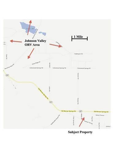 0 Joshua Tree Road, Lucerne Valley, CA 92285 (#515571) :: Millman Team