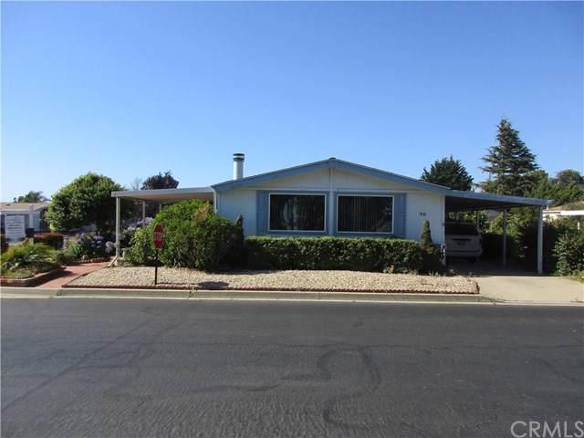 519 W Taylor Street #70, Santa Maria, CA 93458 (#PI19171879) :: RE/MAX Parkside Real Estate