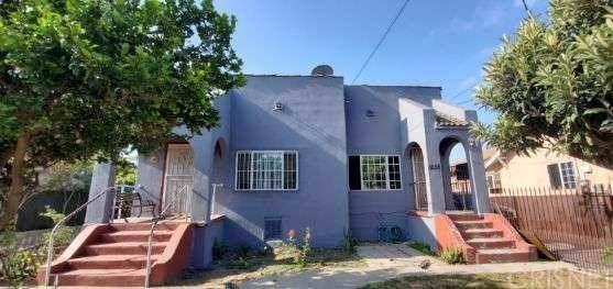 1236 E 45th Street, Los Angeles (City), CA 90011 (#SR19171490) :: Heller The Home Seller