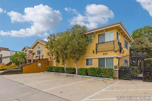 4127 Florida St #5, San Diego, CA 92104 (#190040006) :: Bob Kelly Team