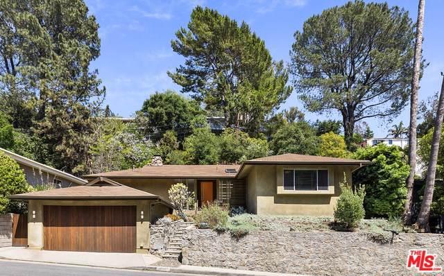 3100 N Beachwood Drive, Los Angeles (City), CA 90068 (#19490732) :: Z Team OC Real Estate