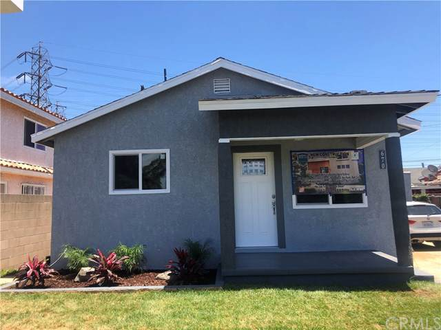 670 Brady Avenue, East Los Angeles, CA 90022 (#DW19171994) :: Rogers Realty Group/Berkshire Hathaway HomeServices California Properties