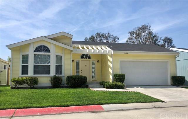 20184 Northcliff Drive, Canyon Country, CA 91351 (#SR19171991) :: Fred Sed Group