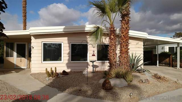 1010 Palm Canyon Dr #107, Borrego Springs, CA 92004 (#190040017) :: Fred Sed Group