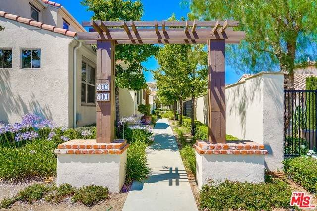 20101 Pienza Lane, Porter Ranch, CA 91326 (#19490492) :: California Realty Experts