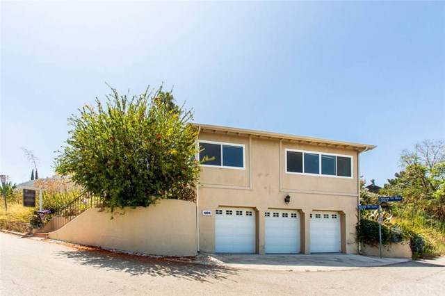 2381 E Allview, Hollywood Hills, CA 90068 (#SR19171013) :: The Miller Group