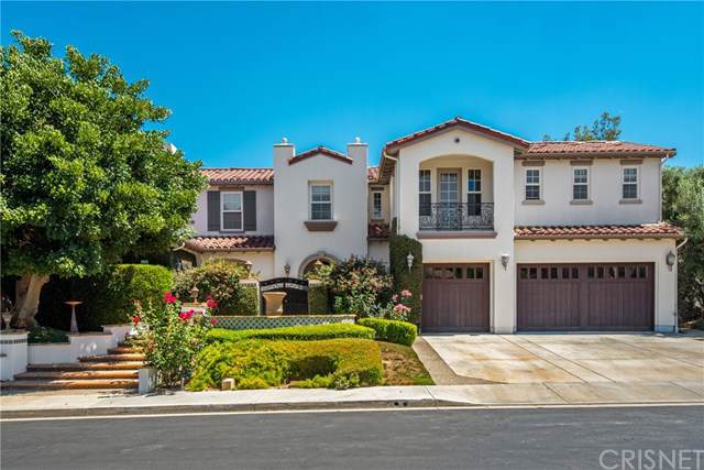 5718 Limoges Court, Calabasas, CA 91302 (#SR19171229) :: California Realty Experts