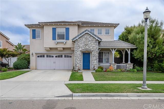 2710 Niverth Place, Santa Maria, CA 93455 (#PI19171137) :: OnQu Realty