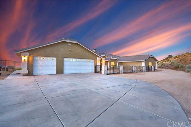 8425 Malpaso Road, Pinon Hills, CA 92372 (#IV19171790) :: Rogers Realty Group/Berkshire Hathaway HomeServices California Properties