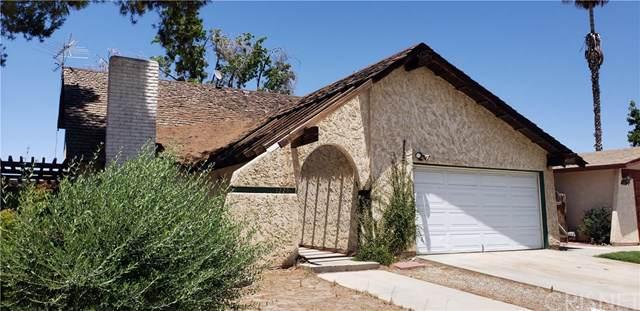 1229 E Pondera Street, Lancaster, CA 93535 (#SR19172106) :: A|G Amaya Group Real Estate