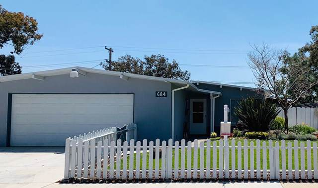 684 Meadow Drive, Salinas, CA 93905 (#ML81761314) :: Fred Sed Group