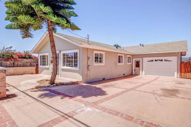 1109 Hilby Avenue, Outside Area (Inside Ca), CA 93955 (#ML81761308) :: Fred Sed Group