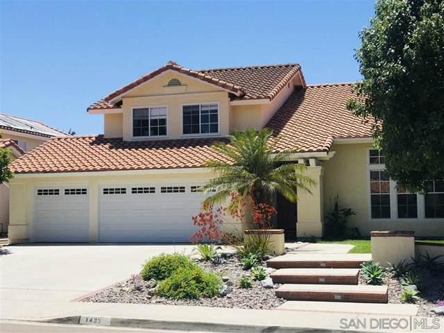 1433 Wildmeadow Pl, Encinitas, CA 92024 (#190040054) :: Abola Real Estate Group