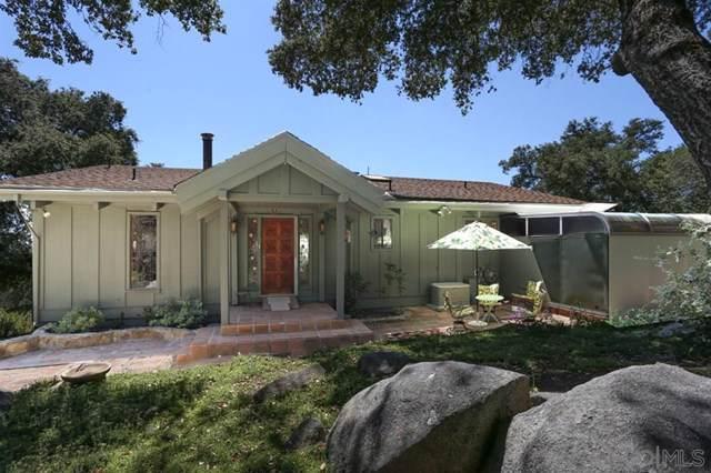 1602 Oakforest Rd, Santa Ysabel, CA 92070 (#190040072) :: OnQu Realty