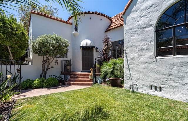 552 Rushville, La Jolla, CA 92037 (#190040075) :: OnQu Realty