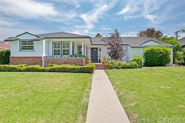 4922 Hayvenhurst Avenue, Encino, CA 91436 (#SR19171914) :: Fred Sed Group