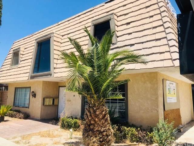 743 W Avenue I, Lancaster, CA 93534 (#SR19172194) :: DSCVR Properties - Keller Williams