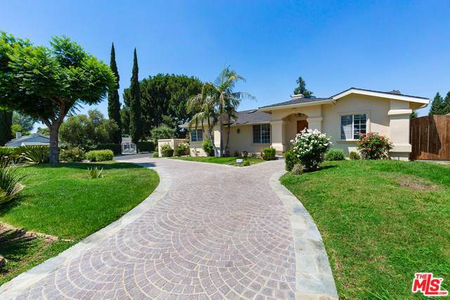 11145 Louise Avenue, Granada Hills, CA 91344 (#19490982) :: Fred Sed Group