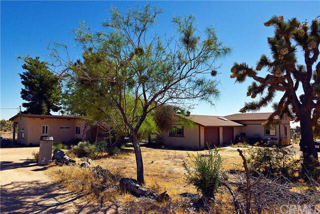 4987 Roberts Road, Yucca Valley, CA 92284 (#JT19171357) :: J1 Realty Group