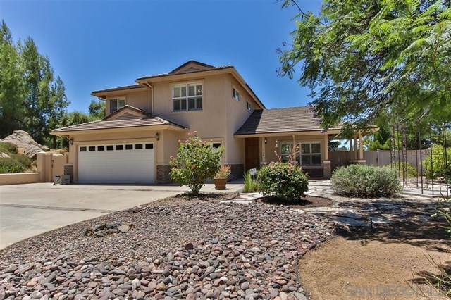 1734 Kyrsten Terrace Ct, Alpine, CA 91901 (#190040112) :: Bob Kelly Team