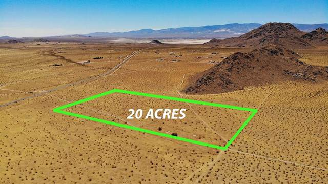 0 Duncan Road, Lucerne Valley, CA 92356 (#515598) :: Steele Canyon Realty