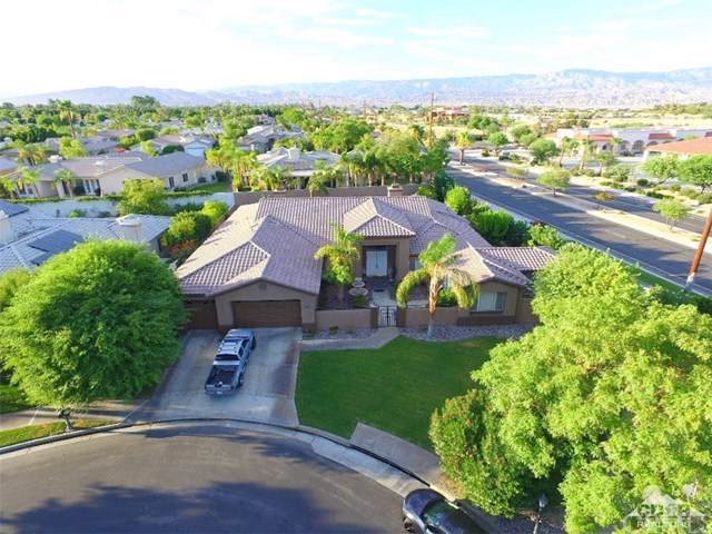 12 Buckingham Way, Rancho Mirage, CA 92270 (#219019703DA) :: Fred Sed Group